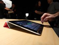 iPad 2 foto genomen door Robert Scobie
